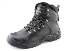 Click Metatarsal Werkschoenen Zwart zwart 07 (paar 2 stuks)