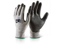 Click Handschoenen, Nylon en Spandex, Zwart, Small (doos 10 stuks)