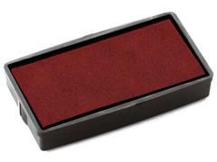 Colop Reserve kussen t.b.v. zelfinktende stempels E/20 rood voor Printer 20 (Microban, Green Line), Printer 20 L (pak 2 stuks)