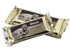 DARWI Boetseerpasta classic 1kg wit (pak 1 kilogram)