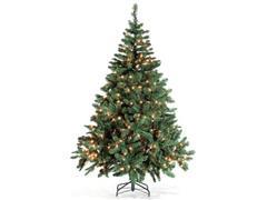 Dakota, Kerstboom, Hoogte 210 cm, 235 geïntegreerde LED lampjes