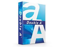 Double A A4 Papier, 80 g/m², Wit (doos 5 x 500 vel)