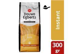 Douwe Egberts Instant Elite Oploskoffie, zak (doos 10 x 300 gram)