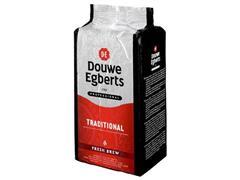 Douwe Egberts Fresh Brew Traditional Gemalen Koffie (pak 1000 gram)