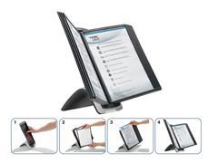 Durable Zichtpaneelhouder Sherpa® Style Inclusief 10 zichtpanelen