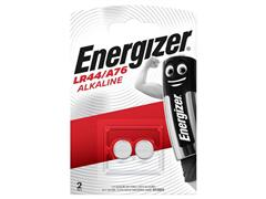 Energizer A76 Knoopcel Batterij, 1,5 V (pak 2 stuks)