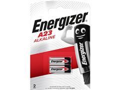 Energizer Alkaline A23 Batterij, 12 V (pak 2 stuks)