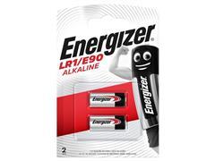 Energizer LR1/E90 Alkaline Batterij, 1,5 V (pak 2 stuks)