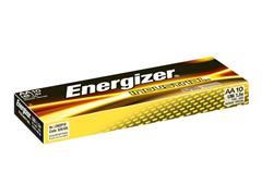Energizer Industrial AA Batterij, 1,5 V (pak 10 stuks)