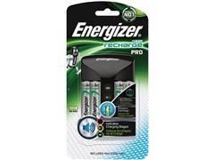 Energizer Pro Charger Incl. 4 AA 2000 mAh batterijen