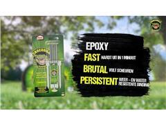 Pattex Crocodile Epoxy 2 Componentenlijm (blister 1 stuk)