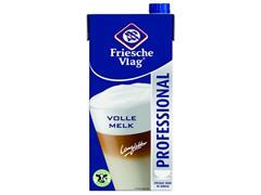 FRIESCHE VLAG Houdbare Melk volle (doos 12 x 1000 milliliter)