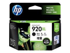 HP 920XL Inktcartridge, Zwart
