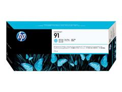 HP 91 Inktcartridge, Licht Cyaan