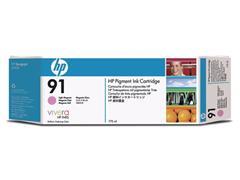 HP 91 Inktcartridge, Licht Magenta