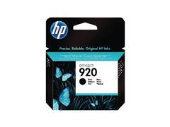 HP 920 Inktcartridge. Zwart