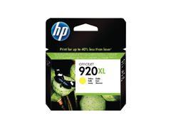 HP 920XL Inktcartridge, Geel