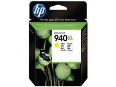 HP 940XL Inktcartridge, Geel
