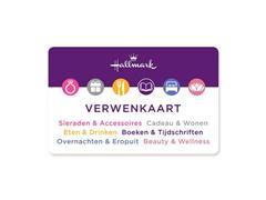 Hallmark Verwenkaart 15 euro (pak 10 stuks)