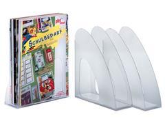 Han Tijdschriftcassette Design Transparant