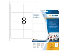Herma Etiketten, 96 x 63.5 mm, 200 stuks (pak 200 stuks)