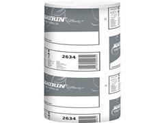 KATRIN Plus S handdoekrol (doos 12 x 60 meter)
