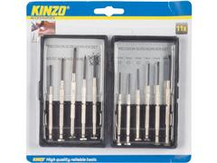 Kinzo Precisie schroevendraaier set