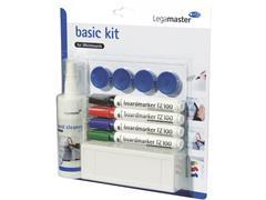 Legamaster BASIC Whiteboard Accessoireset, 10-delig