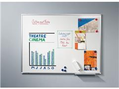 Legamaster PROFESSIONAL Whiteboard , Magnetisch, Email, 1200 x 2000 mm