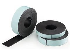 Legamaster Magneetband, Zelfhechtend , 25 mm x 3 m, Bruin (rol 3 meter)