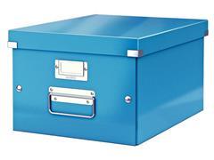 Leitz Archiefdoos Click & Store middelgroot Blauw