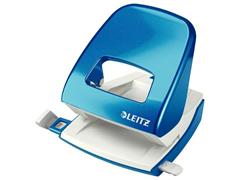 Leitz WOW 5008 Perforator, Blauw Metallic