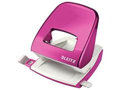 Leitz WOW NeXXt 5008 Perforator, Metallic Roze