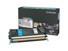 Lexmark C524 Toner, Cyaan