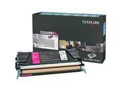Lexmark C524 Toner, Magenta