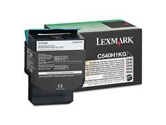 Lexmark C540 Toner, Zwart