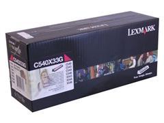 Lexmark Developer, C540X33G, magenta