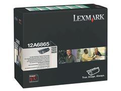 Lexmark T62X Toner, Zwart