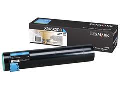 Lexmark X945 Toner, Cyaan
