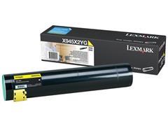 Lexmark X945 Toner, Geel