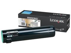 Lexmark X945 Toner, Zwart