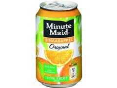 MINUTE MAID Frisdrank Orange, Blik 0,33L (pak 24 x 330 milliliter)