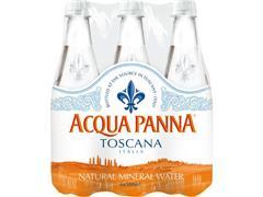 ACQUA PANNA Mineraalwater, Koolzuurvrij, 0,5 liter, Petfles (doos 24 x 500 milliliter)