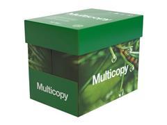 Multicopy Papier, A4, 80 g/m², Wit (pallet 40 x 2500 vel)
