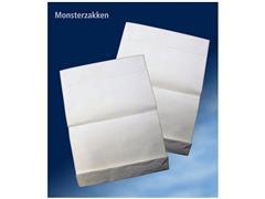 Monsterzak 500x340mm beige 200 grs plakstrip (doos 50 stuks)
