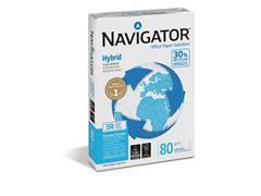 Navigator Hybrid Papier, A4, 80 g/m², Wit (pallet 200 x 500 vel)