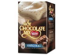 Nestlé Hot chocolade mix (doos 50 stuks)