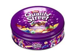 Nestlé Quality Street snoep, 256 gr (pak 265 gram)