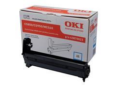 OKI Drum 43870023, Cyaan