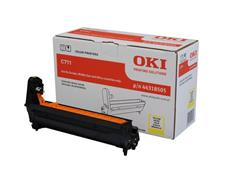 OKI Drum, 44318505, geel